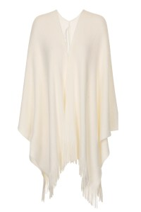 Womens Knitted Shawl Throw Cape Tassels Scarf Coat Wrap ...
