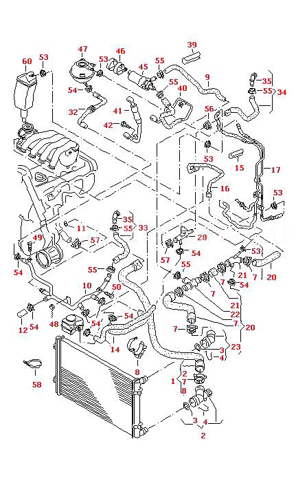 audi tt 1.8 engine diagram