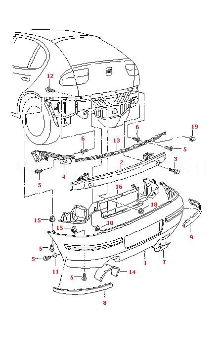 seat toledo engine diagram