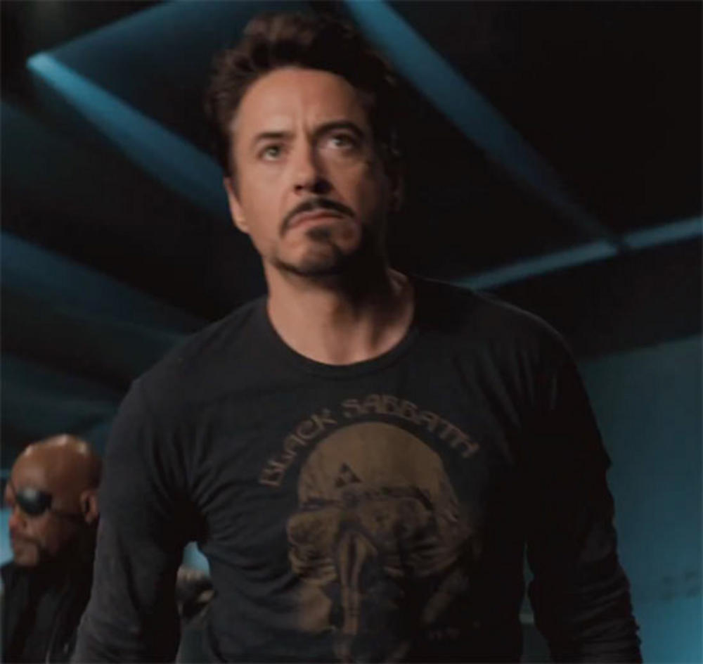 Black sabbath t shirt avengers -  Black Sabbath T Shirt Iron Man 19 Download