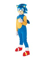 Sonic Hedgehog Costume