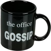 The Office Gossip Mug Funny Novelty Tea Coffee Cup Buy Online