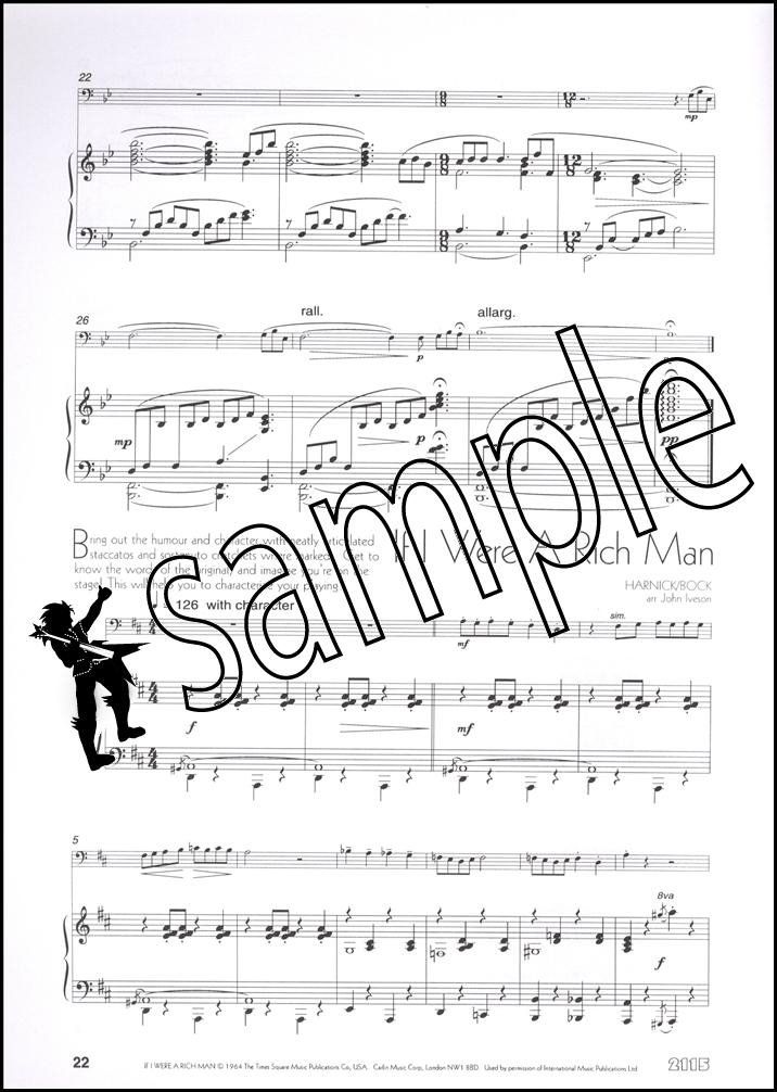 A Little Light Music for Trombone Bass Clef Sheet Music Book eBay