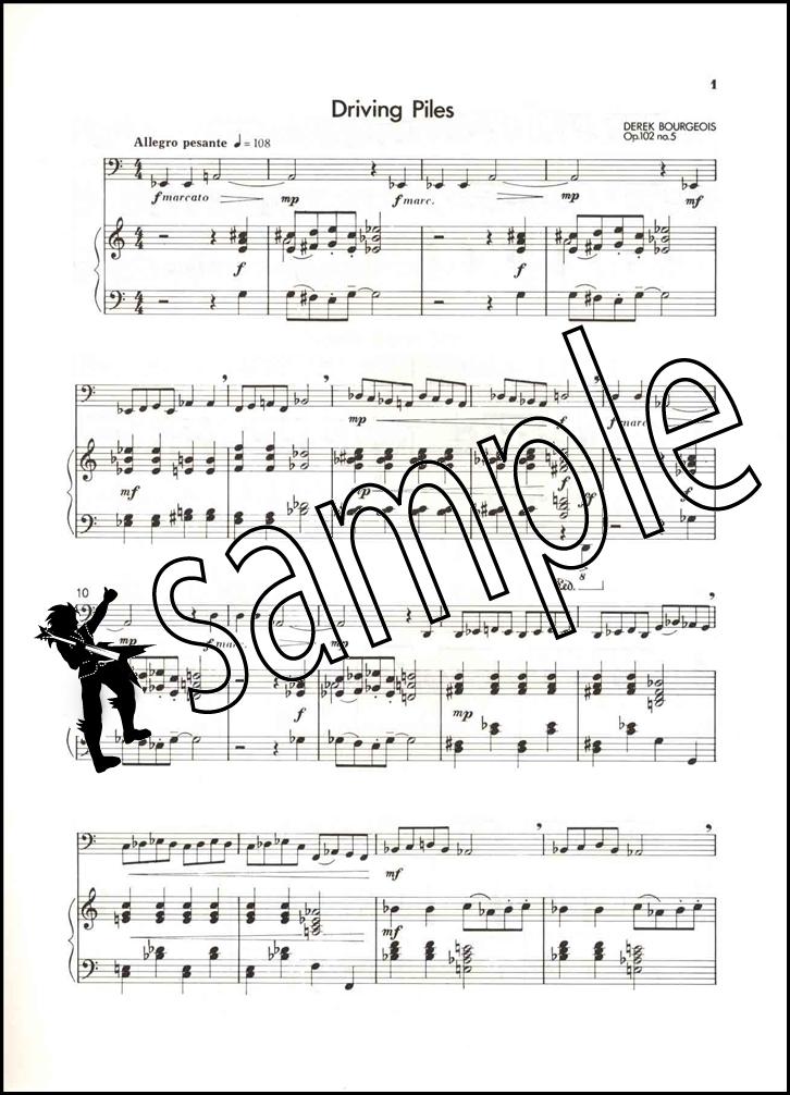 treble clef music sheet topl