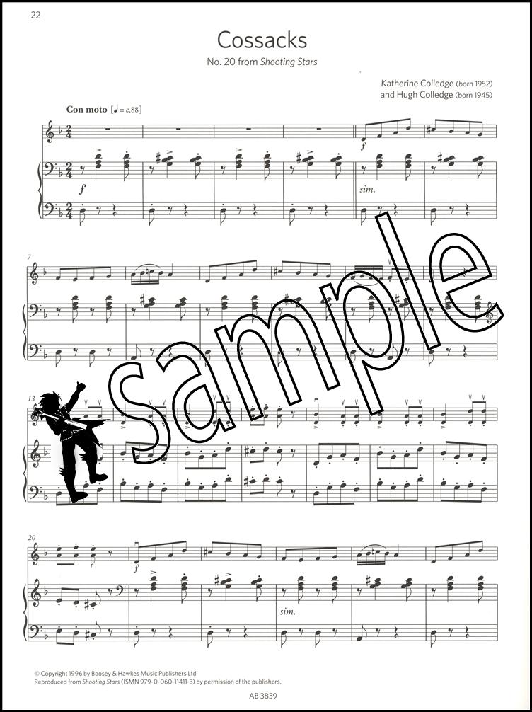 Encore Violin Book 1 Grades 1  2 Classical Sheet Music ABRSM Exam
