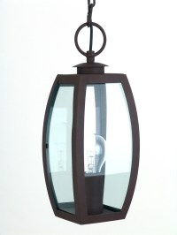 Antea Outdoor Outside Hanging Lantern Pendant Light Lamp ...