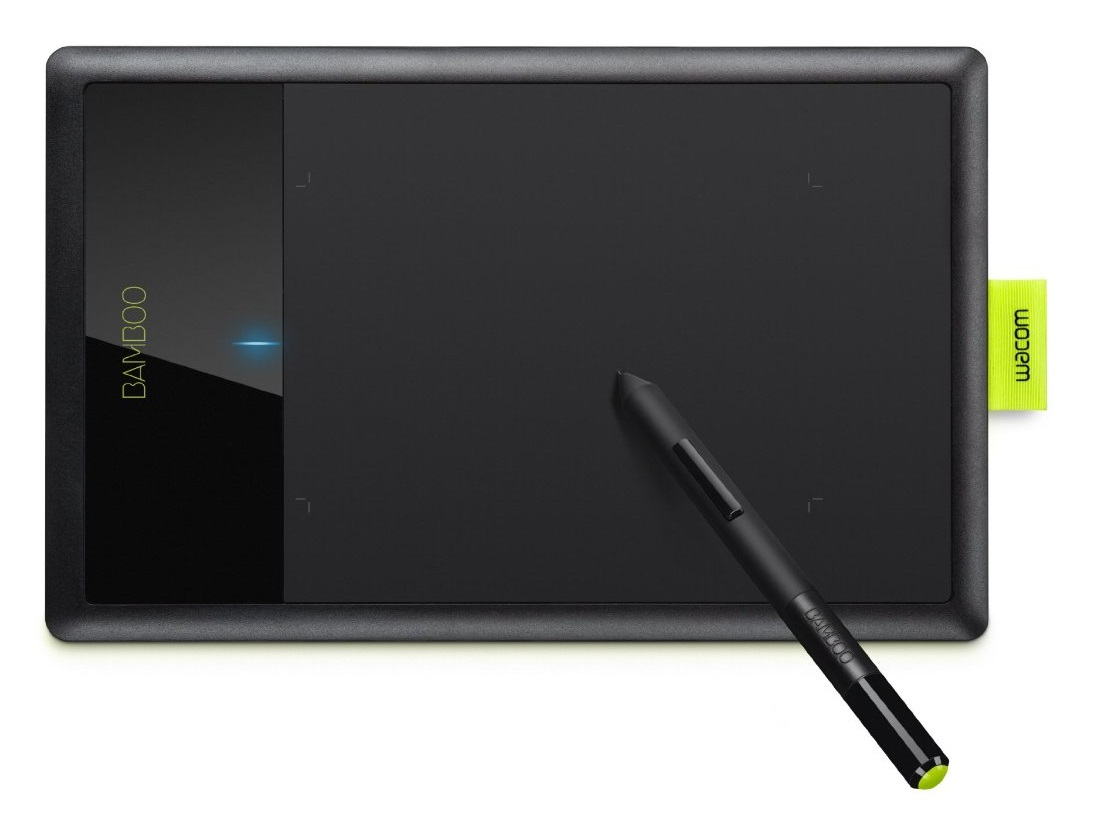 Wacom Bamboo Wacom Ctl 470 Bamboo Pen Graphics Drawing Tablet For