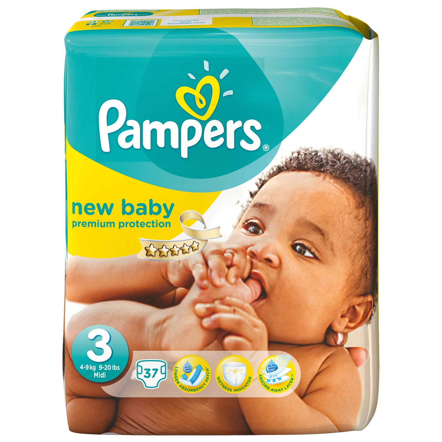 Couches Pampers Nouveau Né Couches Pampers New Baby