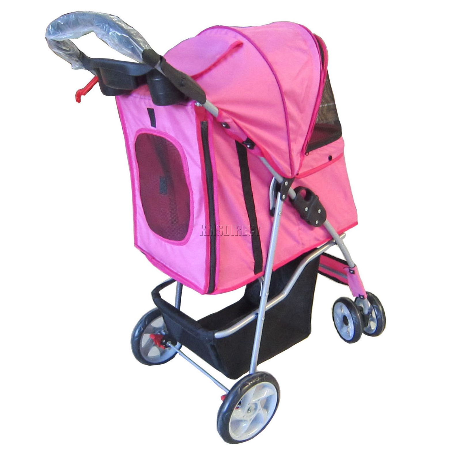 Dog Strollers For Dachshunds Pet Pushchair – Dog Puppy Cat Pram – Travel Buggy Stroller