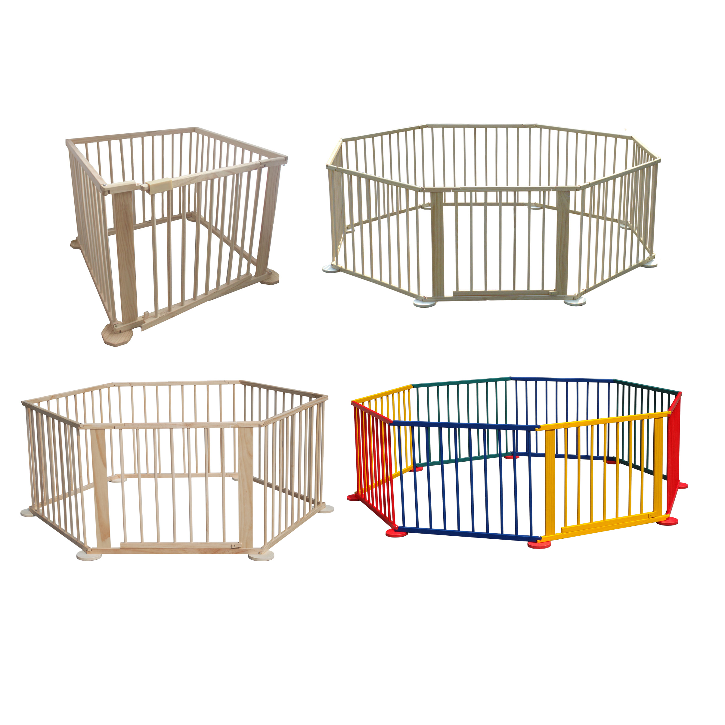 Baby Playpen Ebay Uk Baby Child Children Wooden Foldable Playpen Play Pen Room