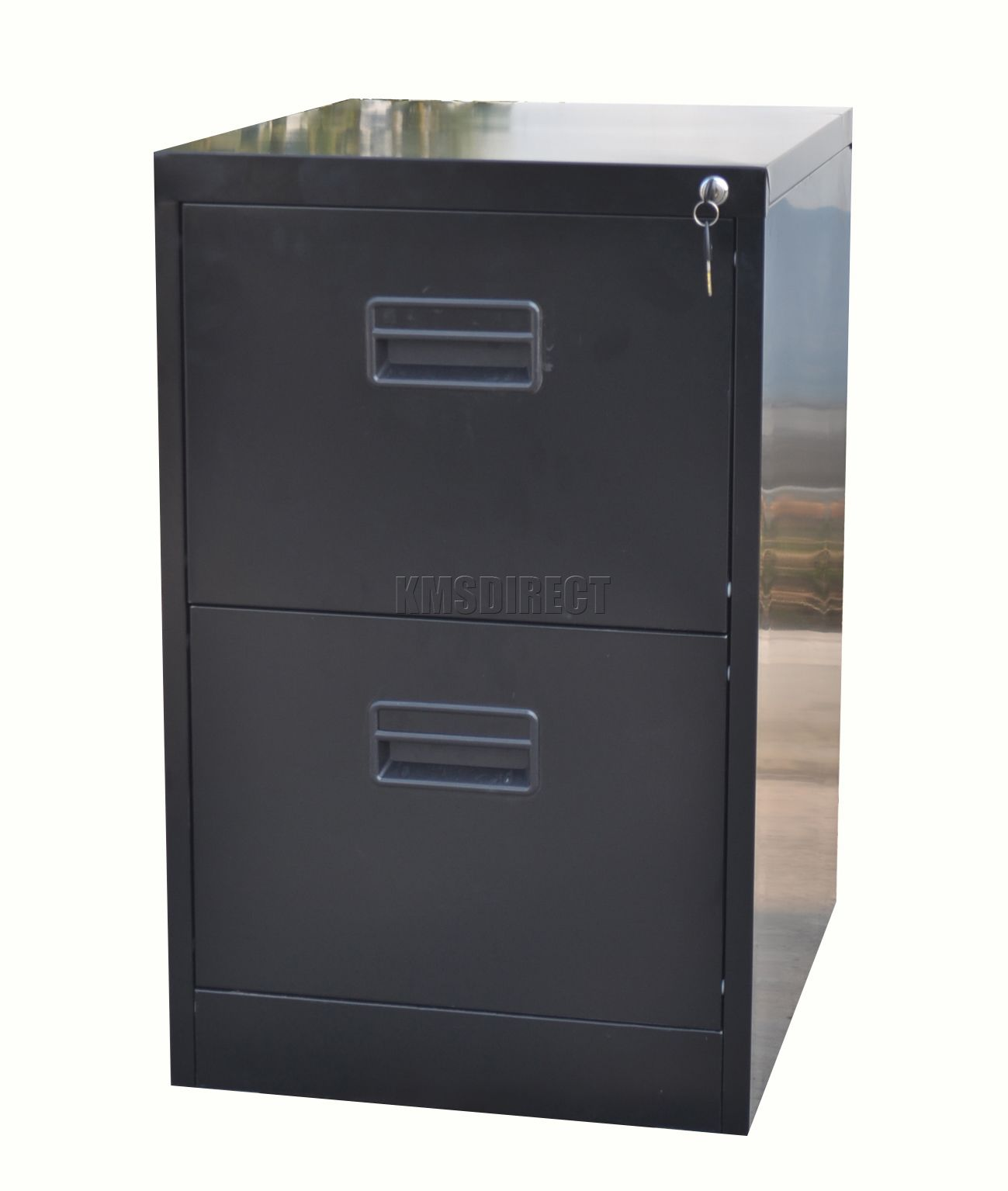 2 Drawer File Cabinet Home Office Filing Cabinet 2 Drawer A4 File Storage Metal