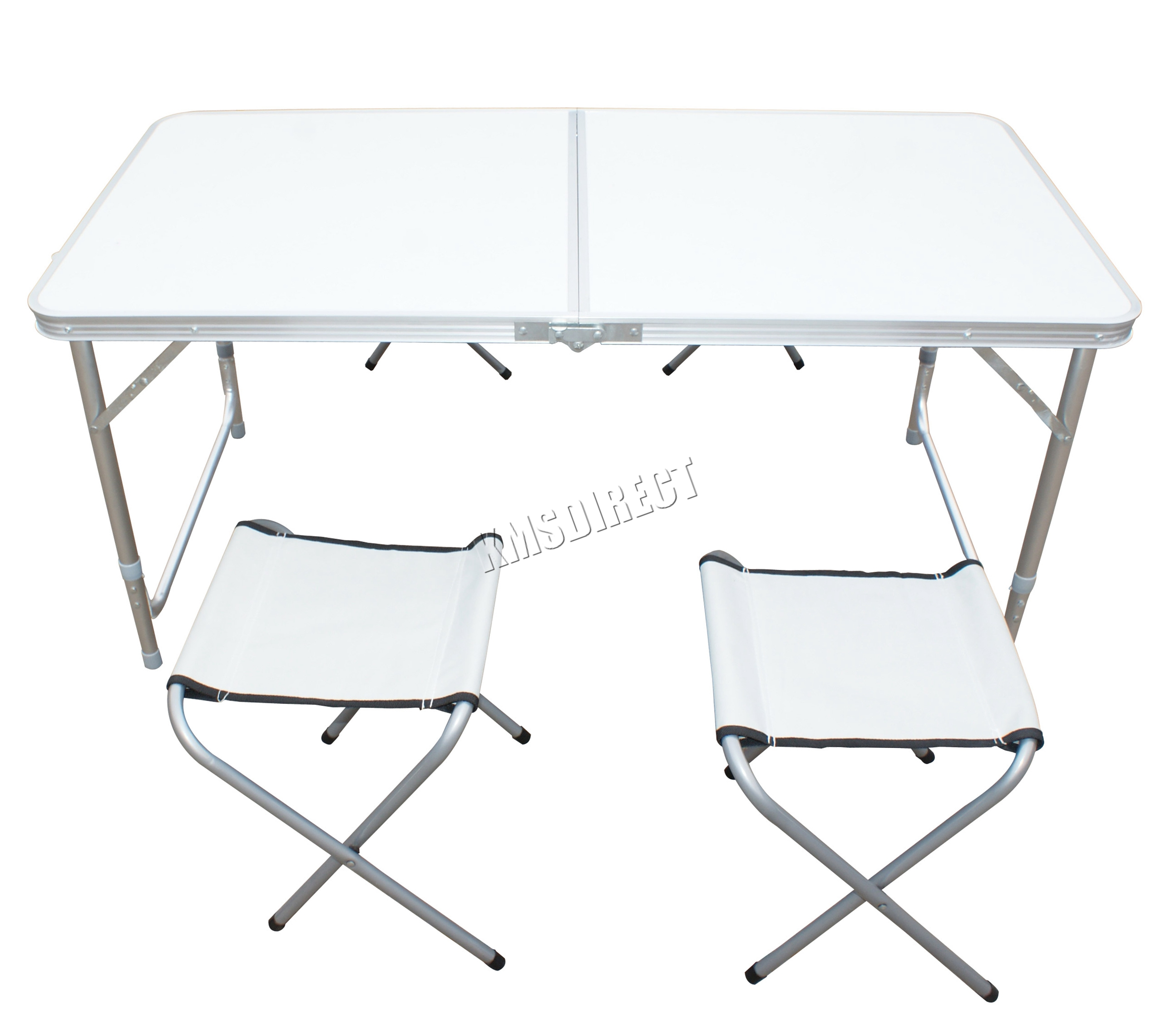 Portable Dining Table And Chairs Foxhunter Garden Camping Table Foldable Portable Picnic