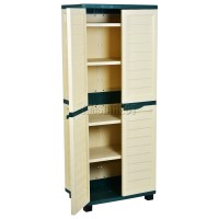 Starplast Utility Cabinet Assembly Instructions  Cabinets
