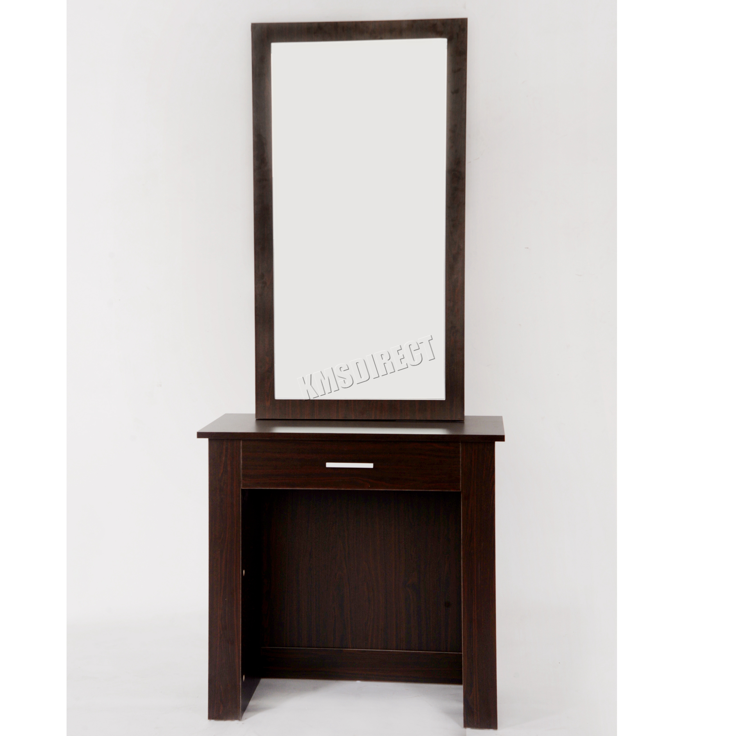 Wooden Make Up Table Details About Westwood Wooden Makeup Jewelry Dressing Table With Sliding Mirror Dt04 Walnut