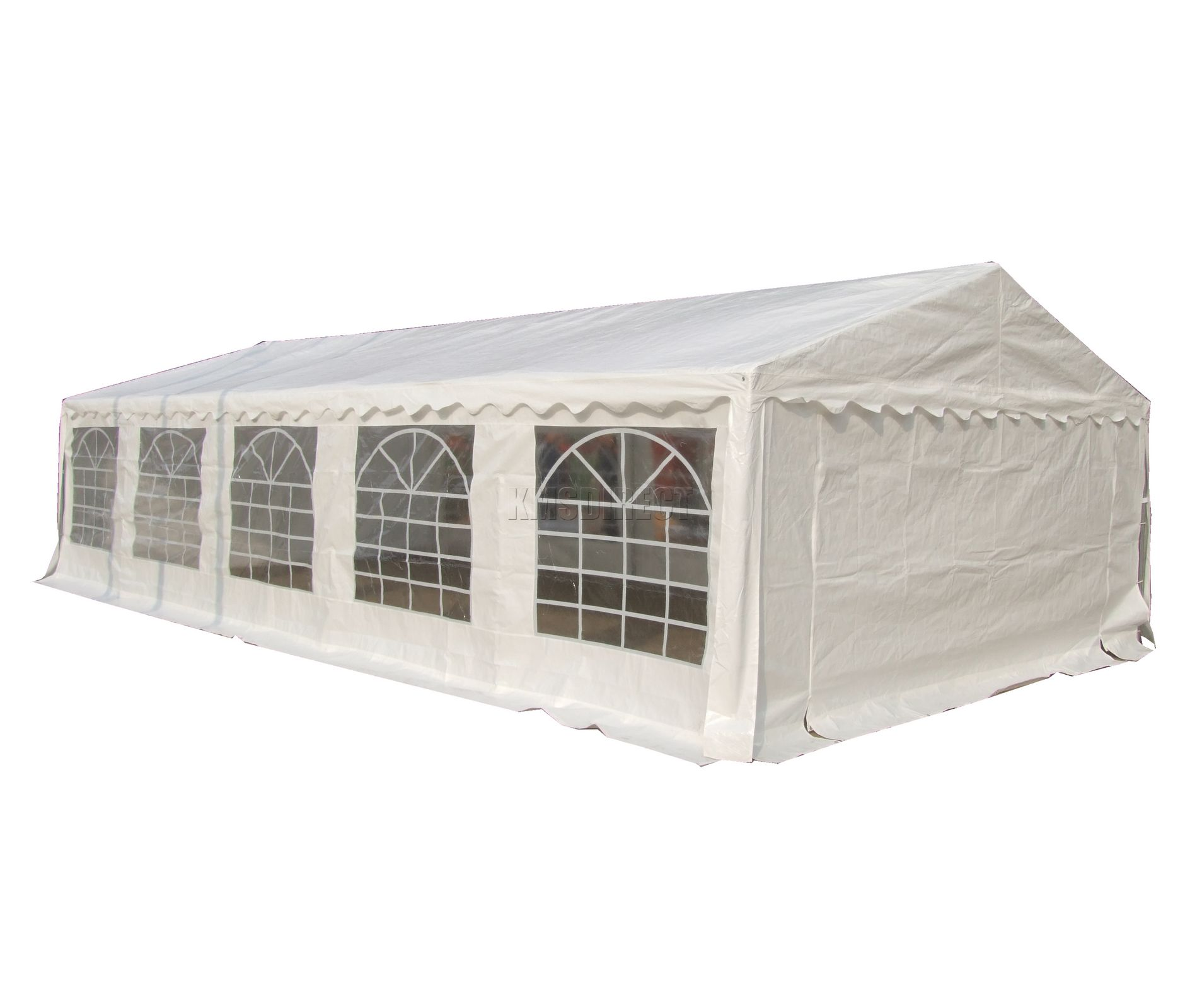 Does Bunnings Deliver Foxhunter Outdoor 5m X 10m Heavy Duty Wedding Party Tent