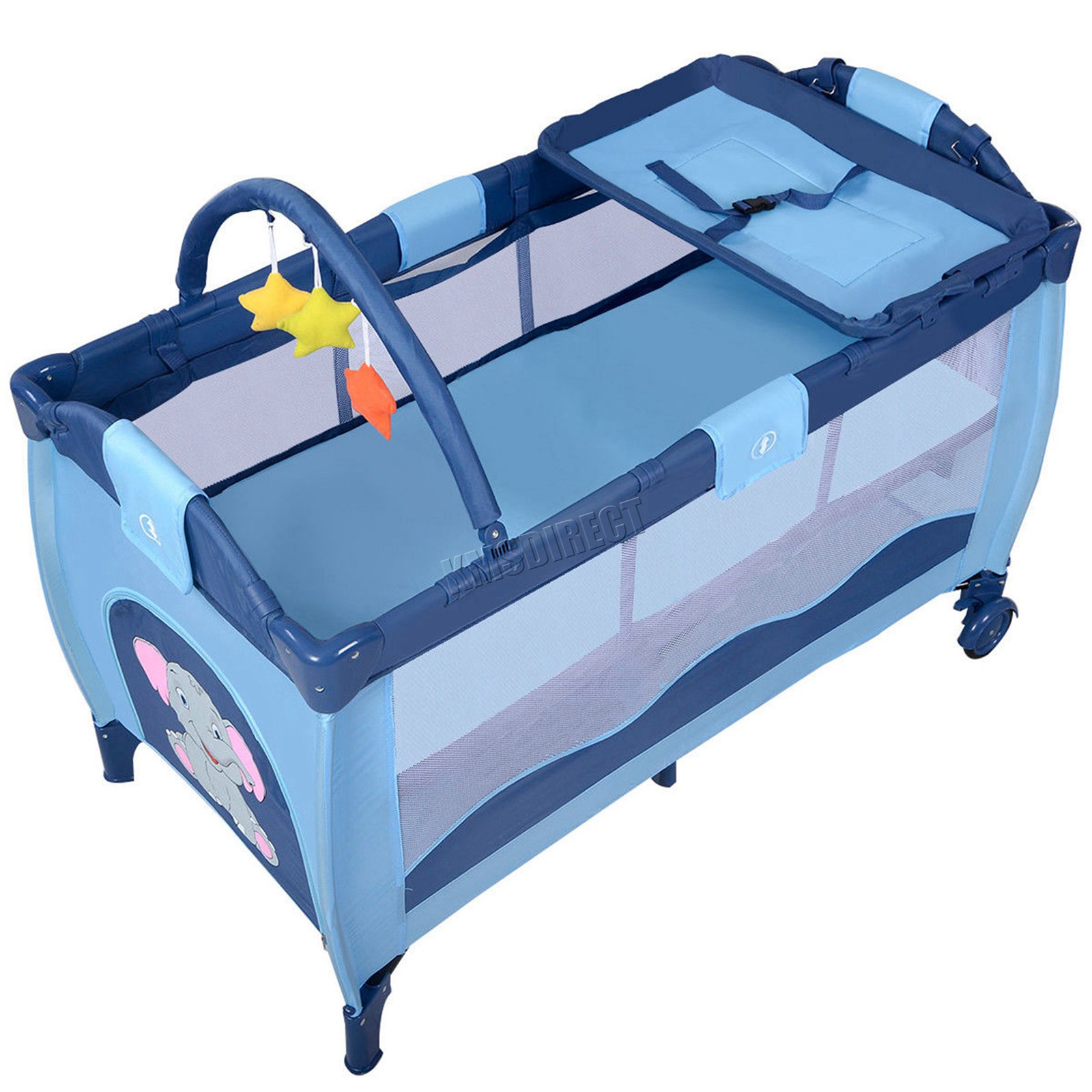 Baby Travel Mattress Travel Cot With Mattress