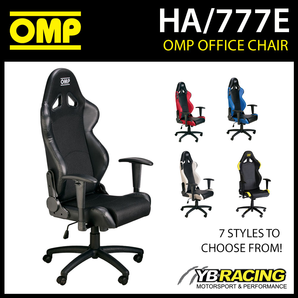 Racing Seat Office Chair Ha 777e Omp Racing Seat Wheeled Office Chair Seat On Wheels Inc Base