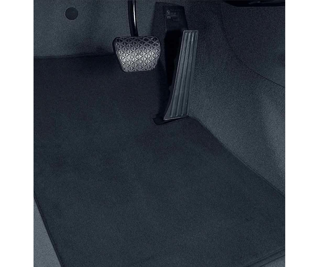 Bmw genuine tailored velour floor mats black e85 e86 z4 51477030766