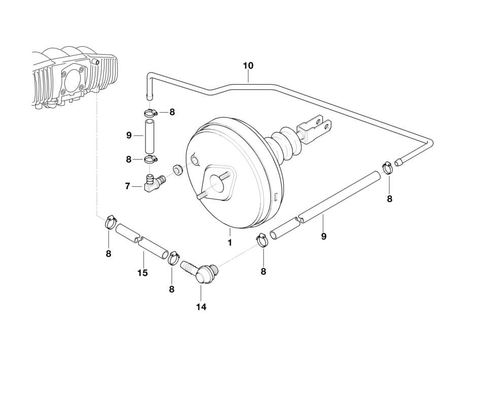 e46 fuel filter install