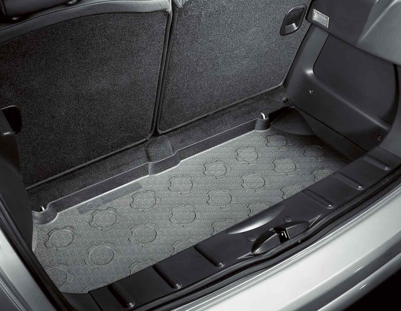 Plastic Floor Protector Mini Genuine Fitted Luggage Compartment Boot Mat Protector