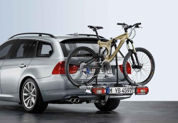 Bmw Genuine Rear Bicycle Bike Rack Holder 1 3 5 7 Series
