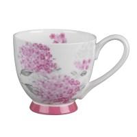 Portobello Sandringham Ami Pink Bone China Mug | Mugs ...