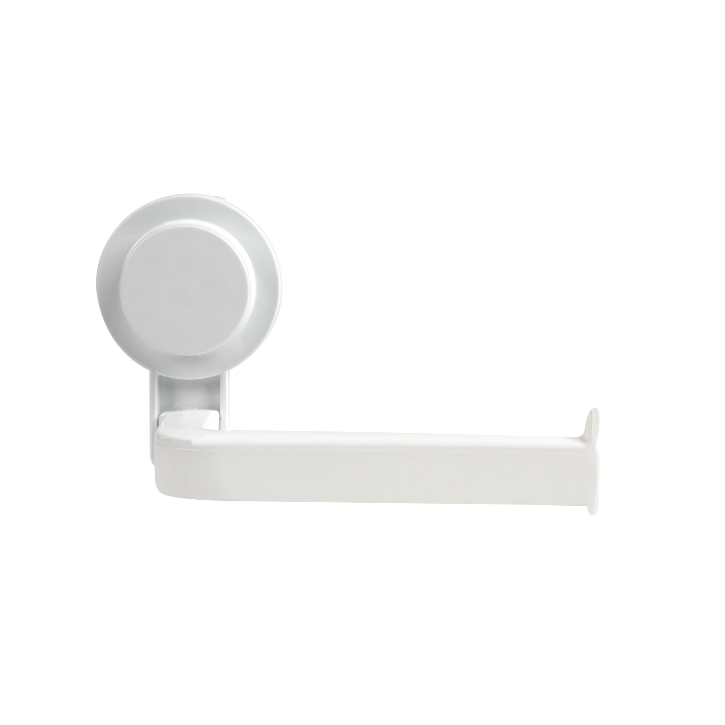 Plastic Toilet Roll Holder Beldray Suction Toilet Roll Holder Abs Plastic White