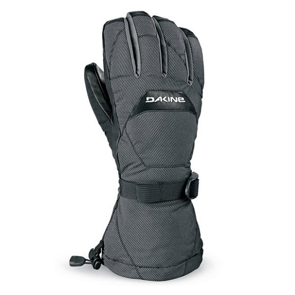 Dakine Nova Snowboard Ski Glove 2010/11 in Black Stripes
