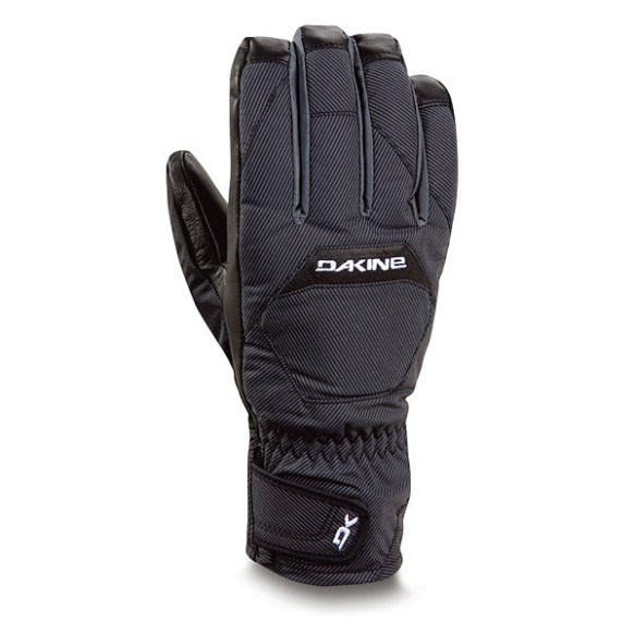 Dakine Nova Short Snowboard Ski Glove 2010 in Black Stripe