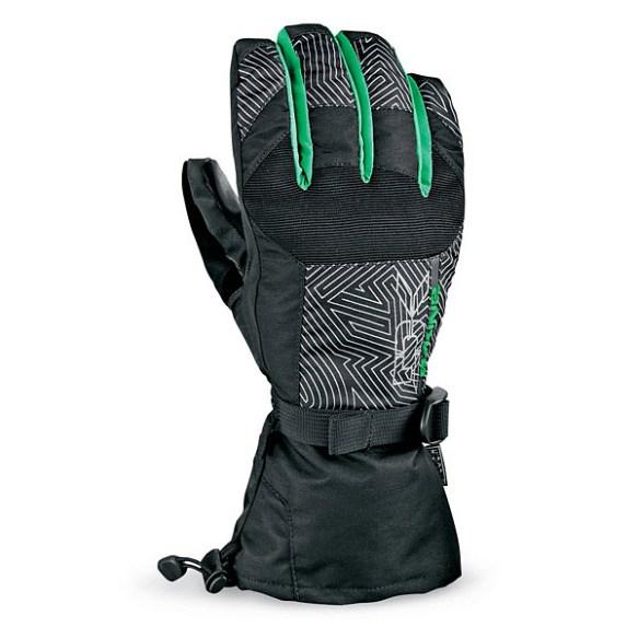Dakine Scout Snowboard Ski Gloves in Pinline XS 2011