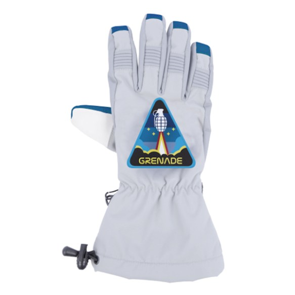 Grenade Astro snowboard Ski Gloves 2011 in Blue