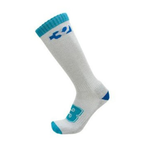 Thirty Two Yoots Yout Snowboard Sock S/M in Grey