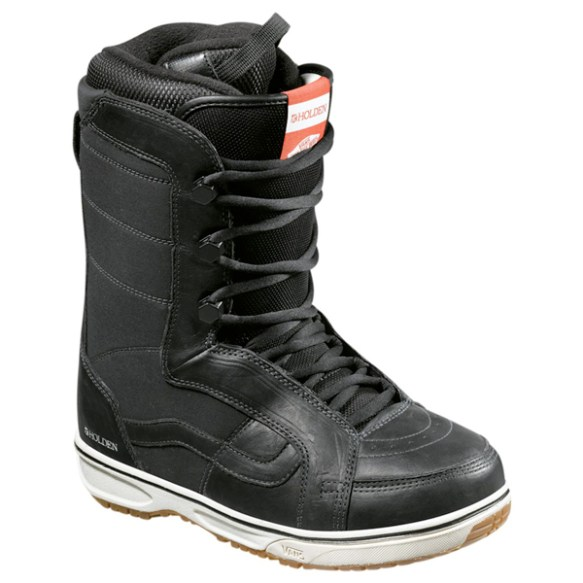 Vans Womens Holden Snowboard Boots 2012 in Black
