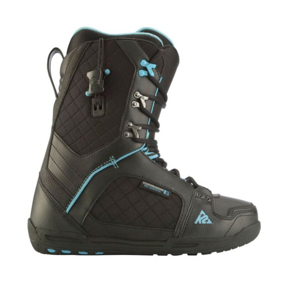 K2 Curfew Mens Snowboard Boots 2012 in Black