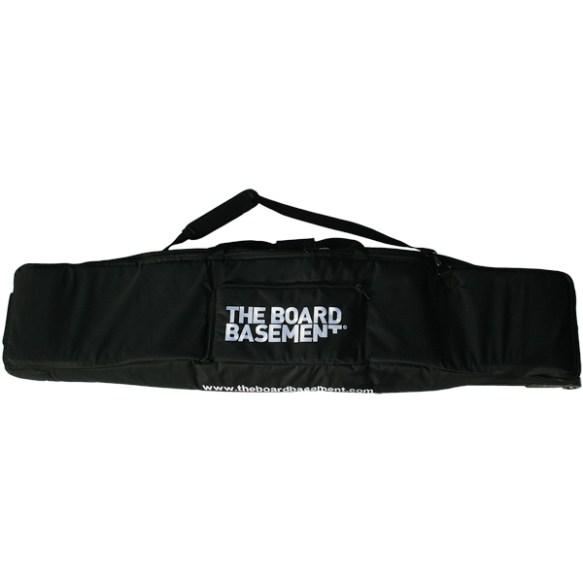 The Board Basement Wheeled Snowboard Bag 166cm 2013 in Black