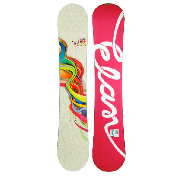 Elan Aurora Womens Snowboard 2013 in various sizes