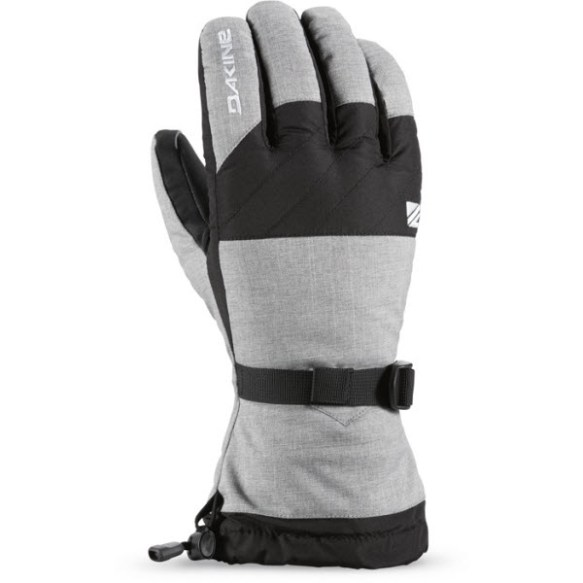 Dakine Mens Talon Ski Snowboard Gloves in Heather Large 2015