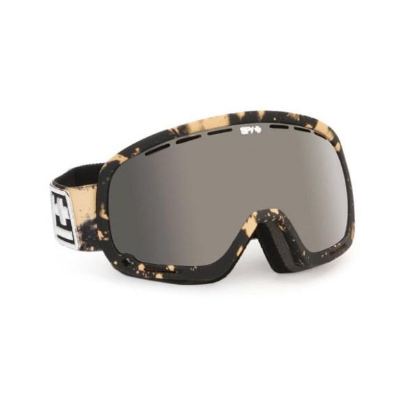Spy Marshall Acid Reign Snowboard Ski Goggles Bronze Silver Mirror 2013