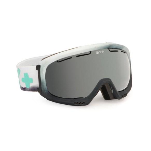 Spy Bias Les Ettes Snowboard Ski Goggles Bronze Silver Mirror 2013