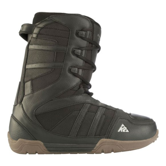 K2 Pulse Mens Snowboard Boots 2012 in Black Size Various sizes