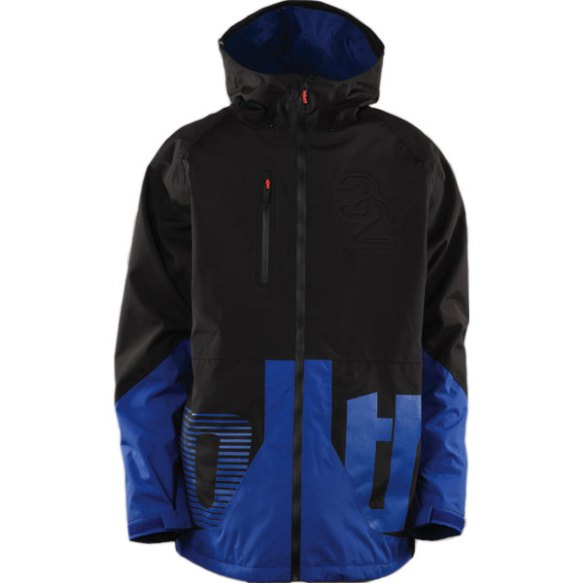 Thirtytwo Delta Snowboard Jacket 2013 in Blue