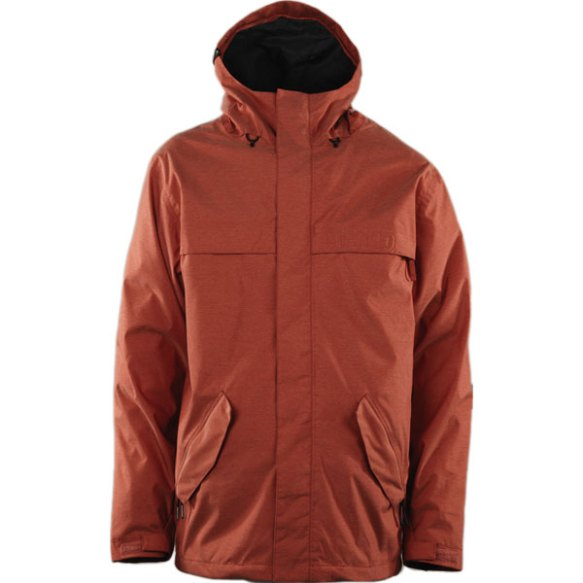 Thirtytwo Sonora Snowboard Jacket 2013 in Burnt Orange