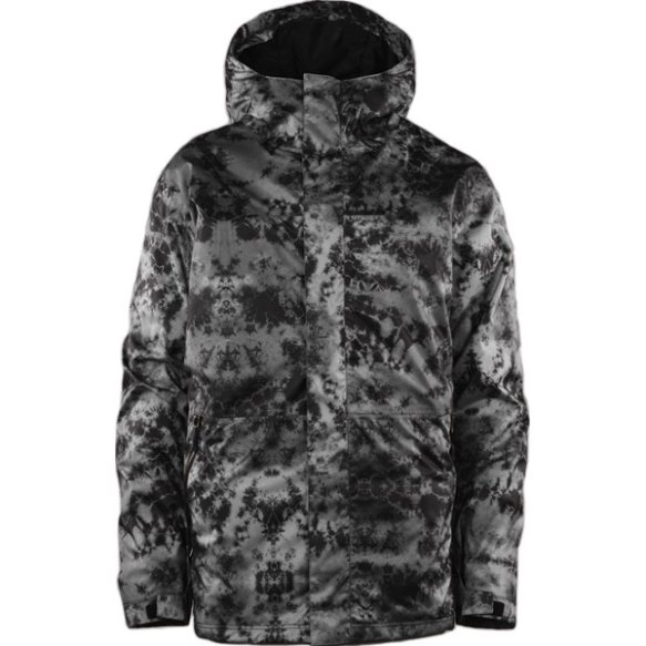 Thirtytwo Shasta Snowboard Jacket 2013 in Tie-Dye