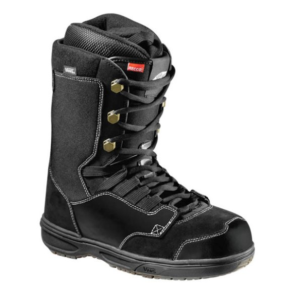 Vans Revere Snowboard Boots 2013 in Black Gum