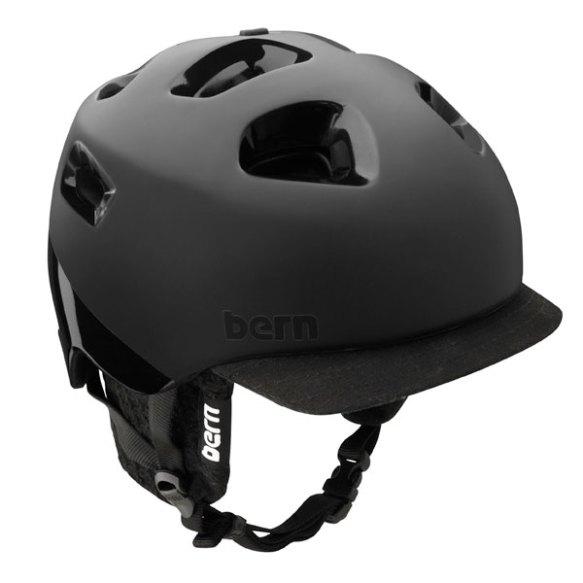 Bern Helmet G2 Zipmold Audio Snowboarding Ski Skate 2013 in Black 2 Tone