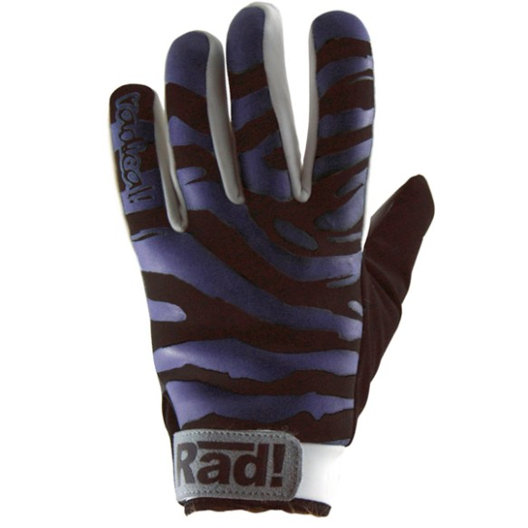 Radical Uber Glove Snowboard Ski Gloves New 2014 Deep Purple Various Sizes