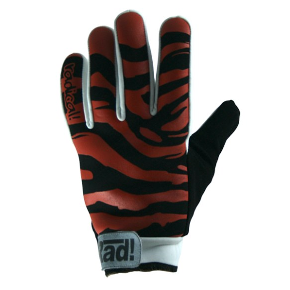 Radical Uber Gloves 2014 Orange