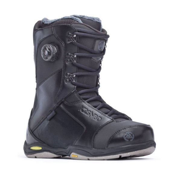 K2 T1 Mens Snowboard Boots 2014 in Black