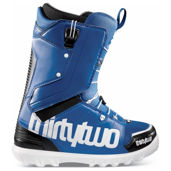 Thirtytwo Lashed FT Snowboard Boots 2012 in Royal Blue