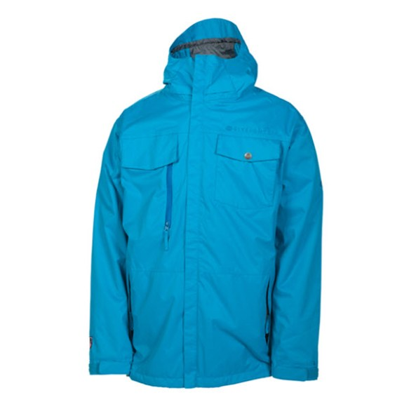 686 Smarty Command Snowboard Jacket Bluebird 2014